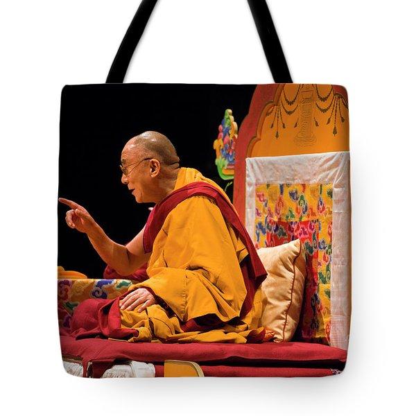 Tibetan_d149 Tote Bag