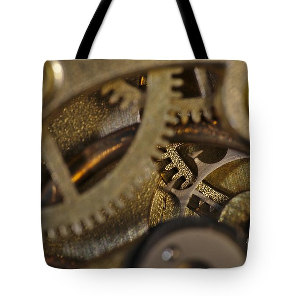 Tic Tac Wheels Tote Bag