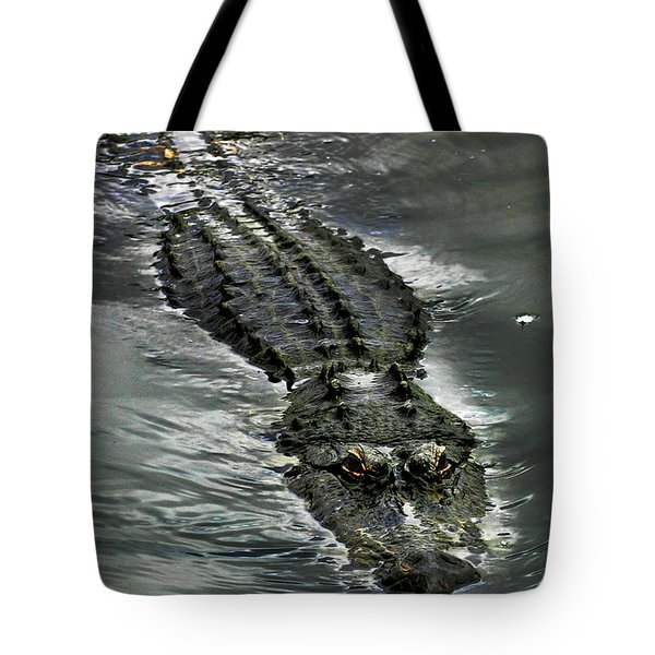 Tote Bag featuring the photograph Tick Tock by Anthony Jones