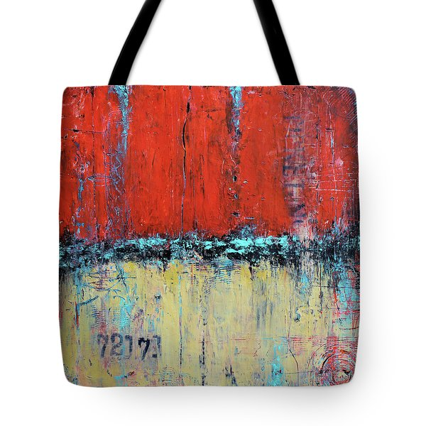 Ticket No. 72173 Tote Bag