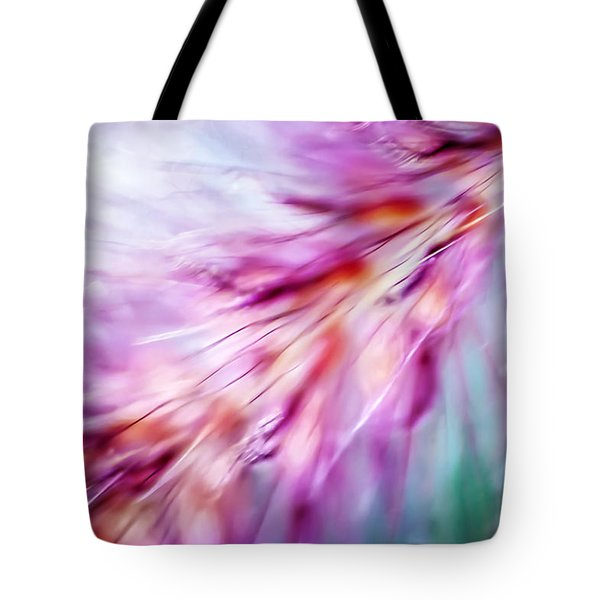 Tickle My Fancy Tote Bag by Carolyn Marshall