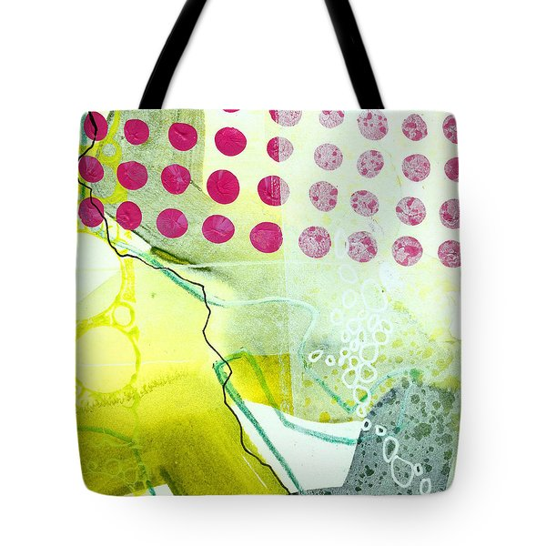 Tidal 19 Tote Bag by Jane Davies