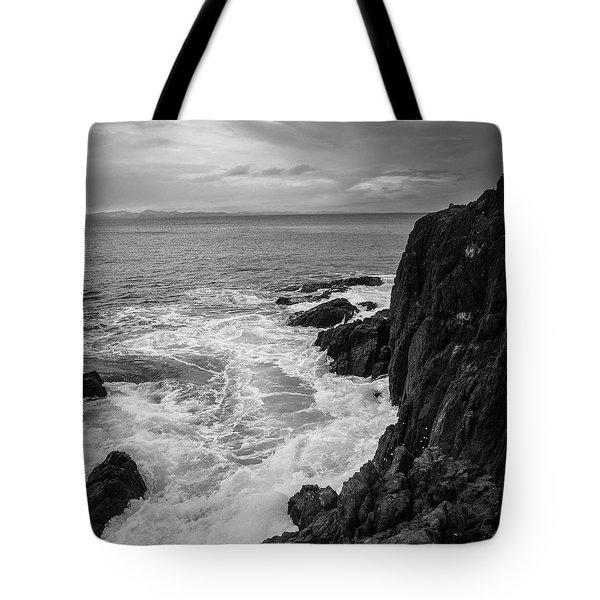 Tidal Dance Tote Bag