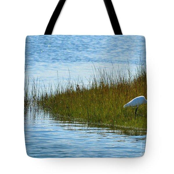 Tidal Feast Tote Bag