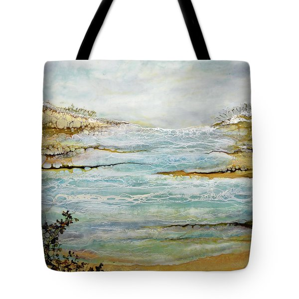 Tidal Pool 1 Tote Bag