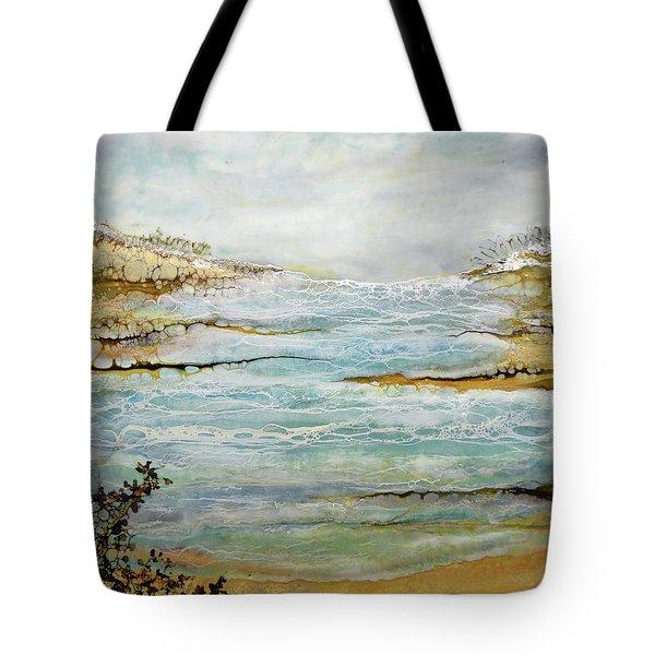 Tidal Pool 1 Tote Bag