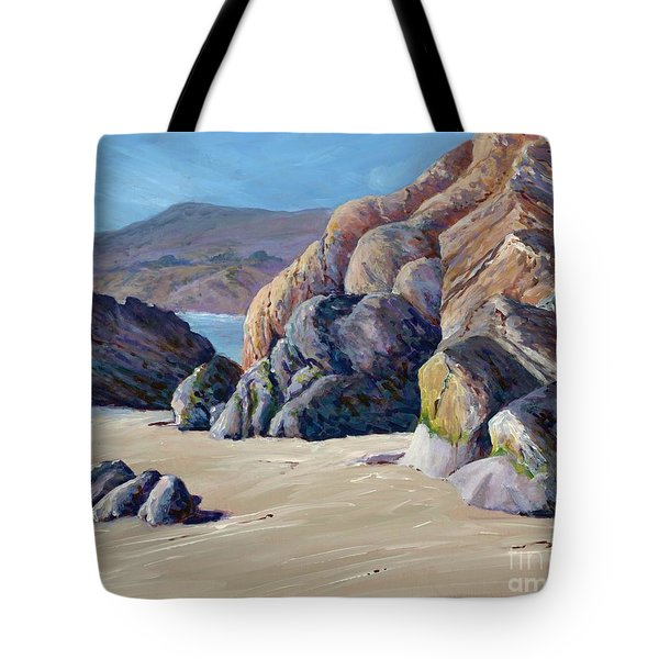 Tidal Shift Tote Bag