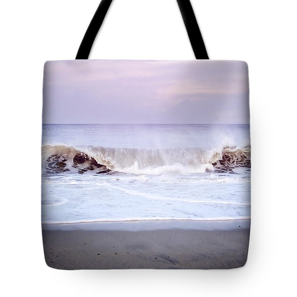 Tide Rolling In Tote Bag