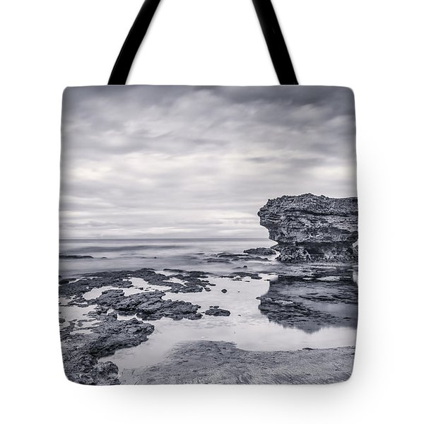 Tides Of Flowing Time Tote Bag