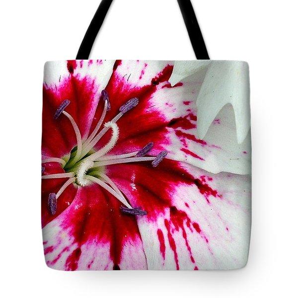 Tie-dye Pallette Tote Bag