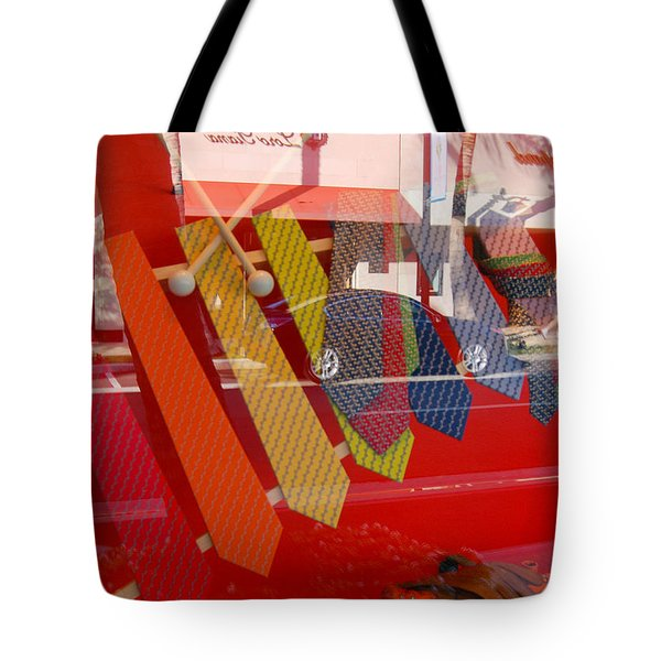 Tie One On Tote Bag