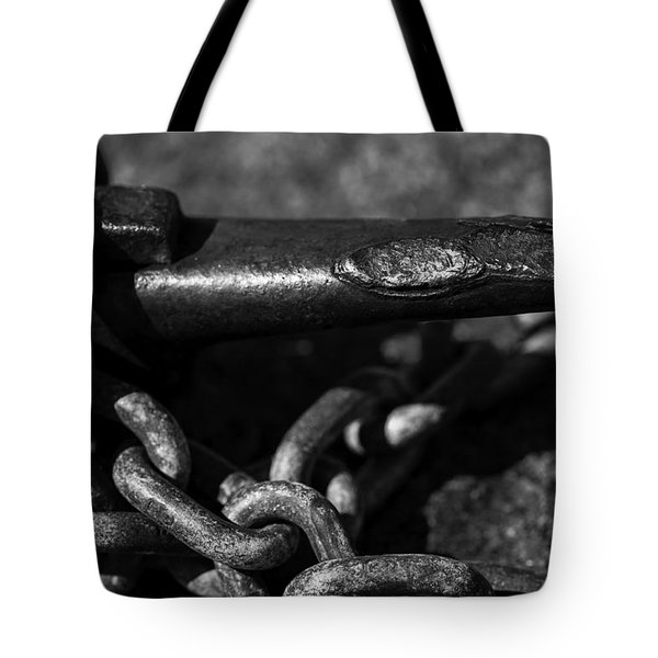Tied Down Tote Bag by Jason Moynihan