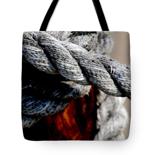 Tied Together Tote Bag