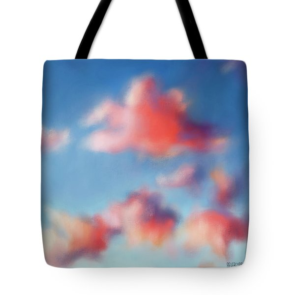 Tiepolo Clouds Tote Bag