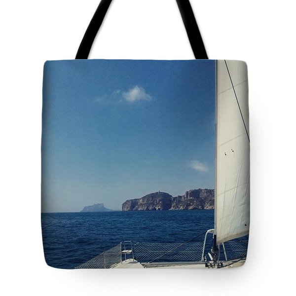 Coast Tote Bag by The Yellow Loops