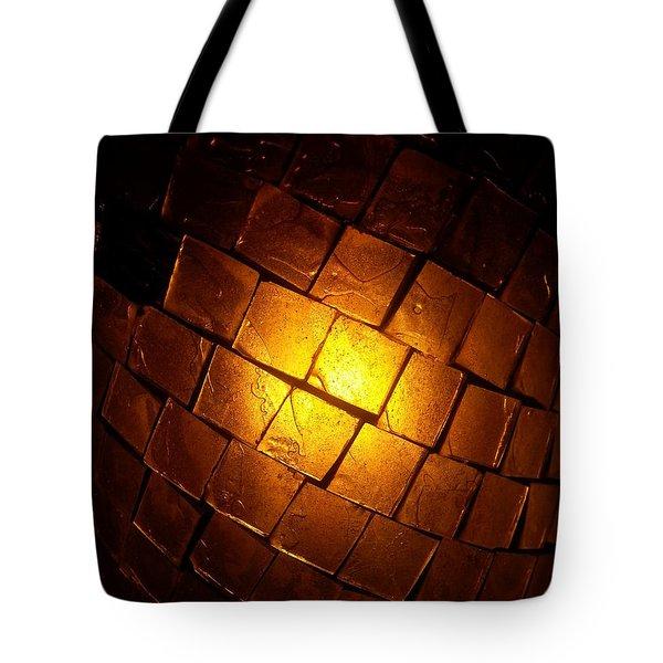 Tiffany Lamp Tote Bag