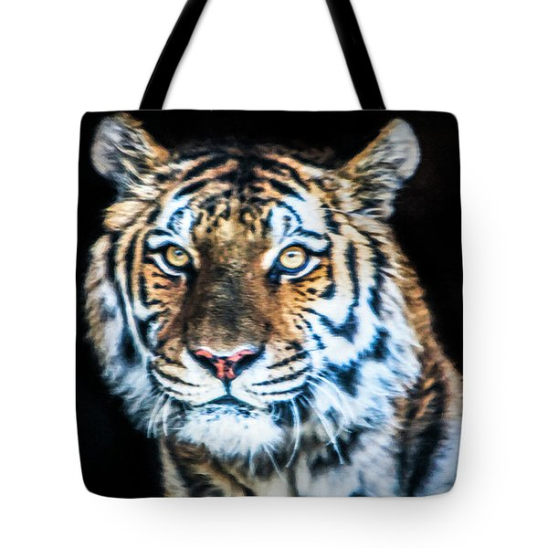 Tiger 2017 Tote Bag