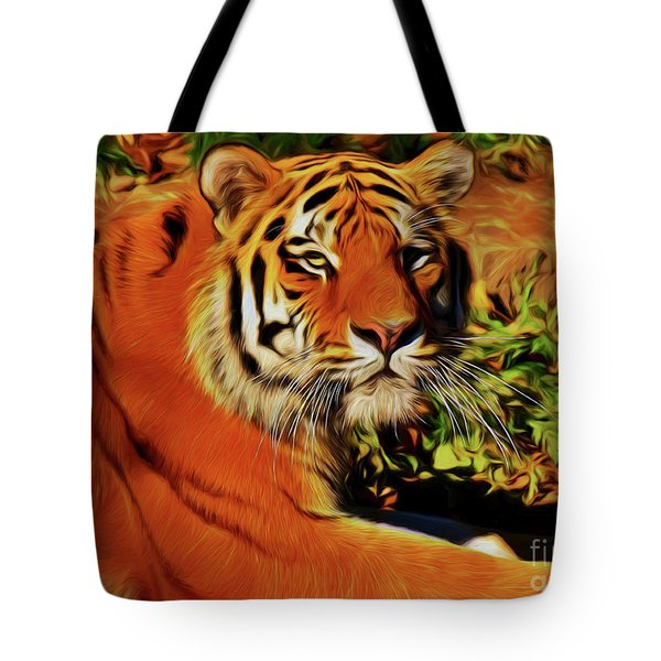 Tiger 22218 Tote Bag