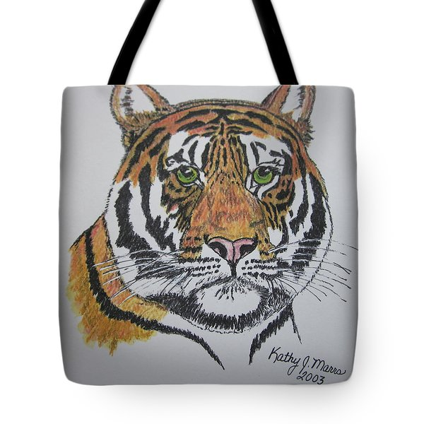 Tiger Tote Bag