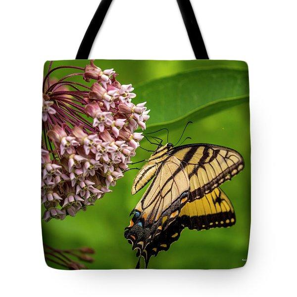 Tiger Swallowtail #210 Tote Bag