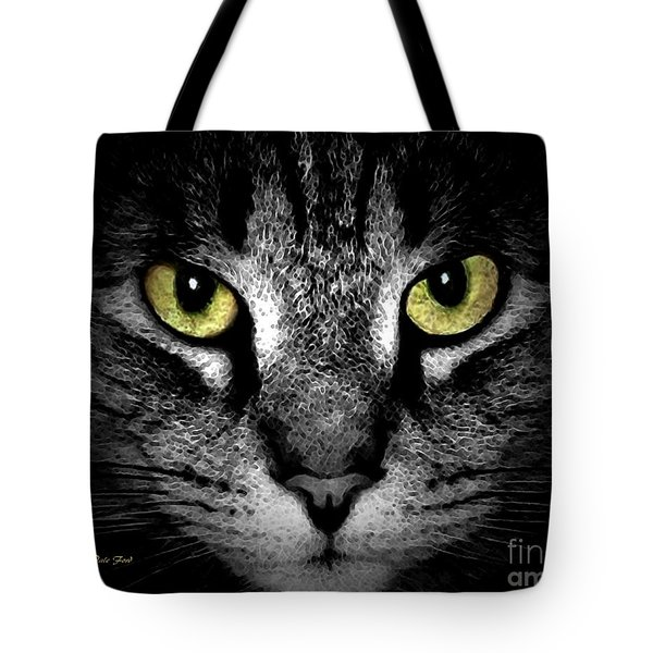 Tiger Tiger 3 Tote Bag