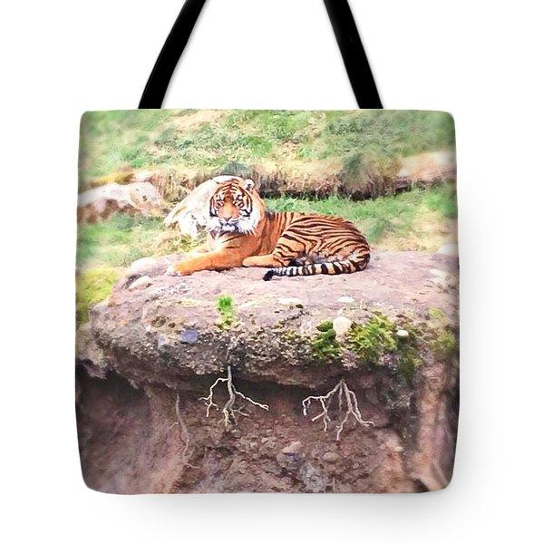 Tiger Tote Bag
