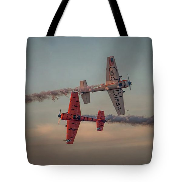 Tiger Yak 55 Tote Bag