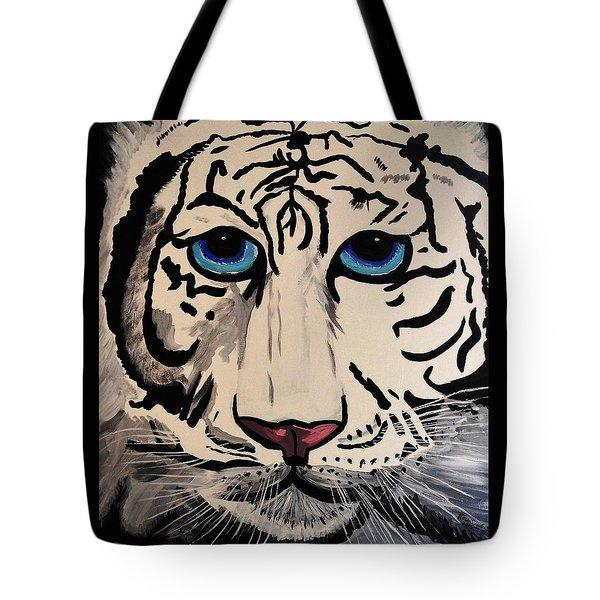Tigger Tote Bag by Nora Shepley