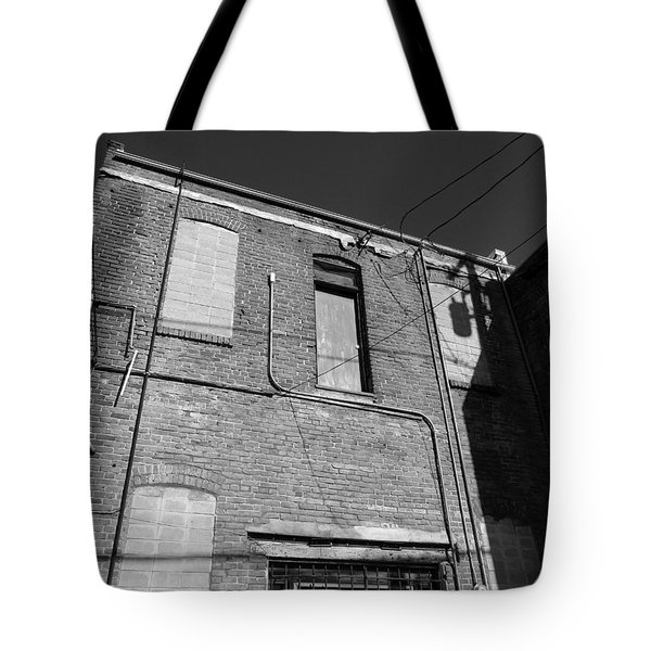 Tightrope My A.. Tote Bag