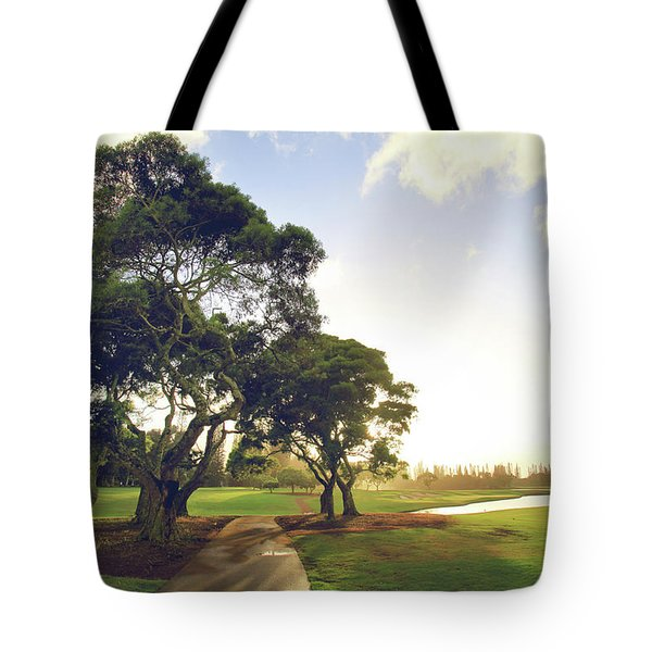 Tote Bag featuring the photograph 'til I'm In Your Arms Again by Laurie Search