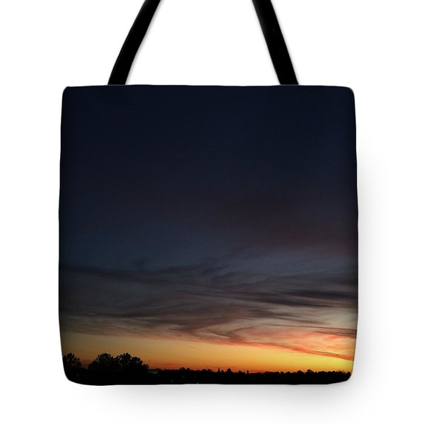 Till Another Tomorrow Tote Bag