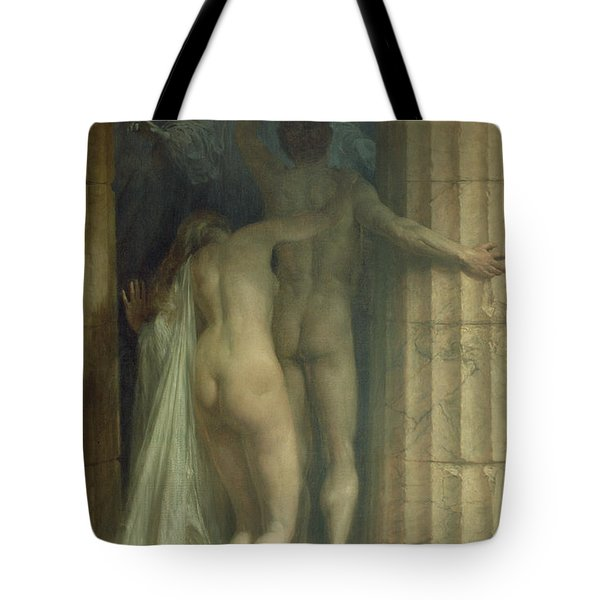 Till Death Us Do Part Tote Bag by SCH Goetze