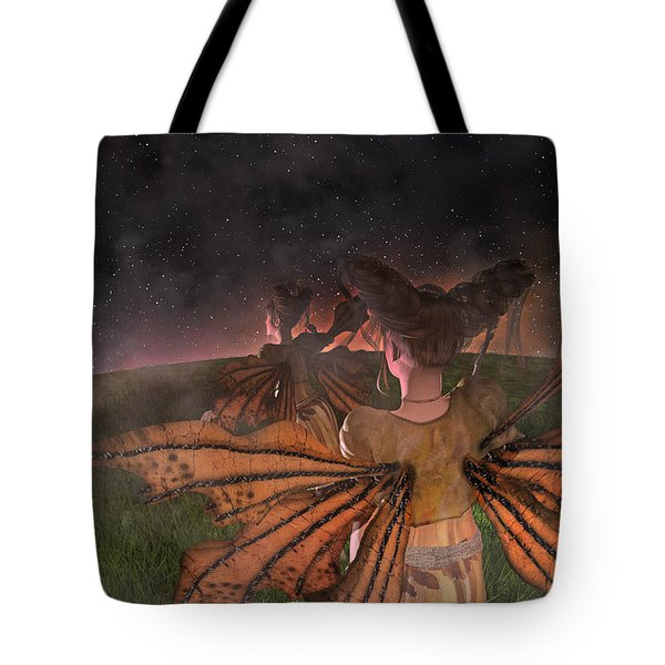 Till I See You Again  Tote Bag