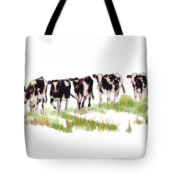 Till The Cows... Tote Bag