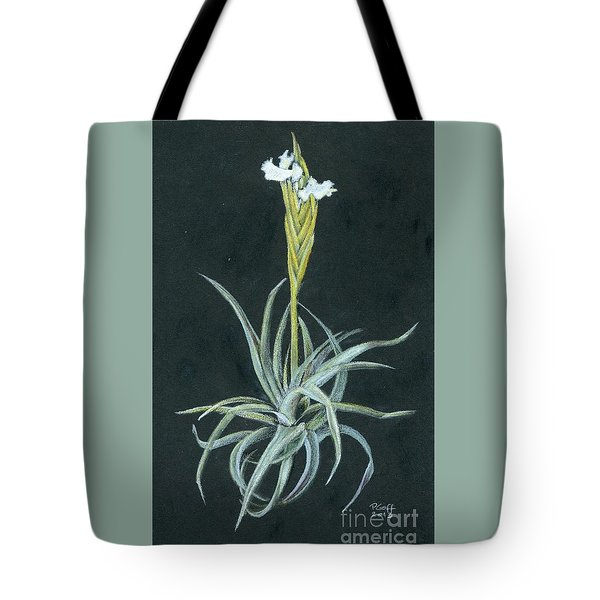 Tillandsia Diaguitensis Tote Bag