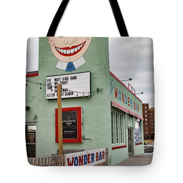 Tilly And The Wonder Bar Tote Bag