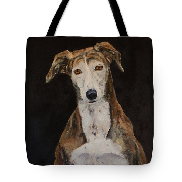 Tilly The Lurcher Tote Bag