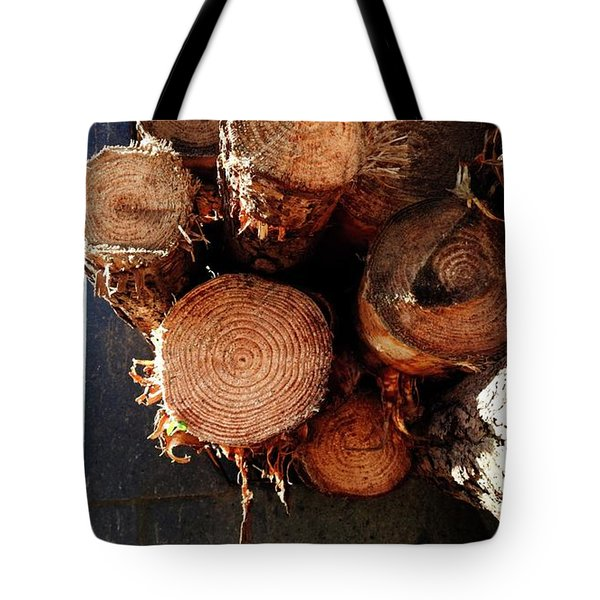 Timber -  N1163 Tote Bag