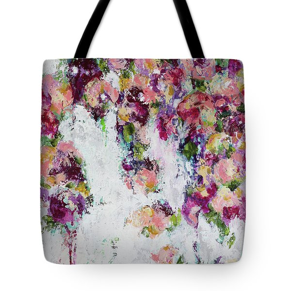 Time After Time Tote Bag by Kirsten Reed