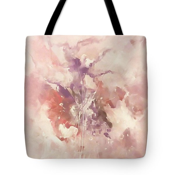 Tote Bag featuring the painting Time And Again by Raymond Doward