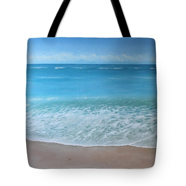 Time And Tide Tote Bag by Paul Newcastle
