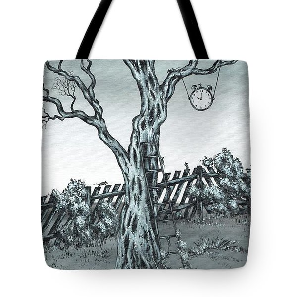 Time Bandits Tote Bag by Kenneth Clarke