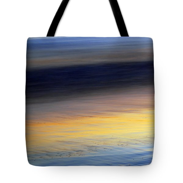 Time Tote Bag by Catherine Lau
