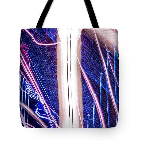 Time Dilation  Tote Bag
