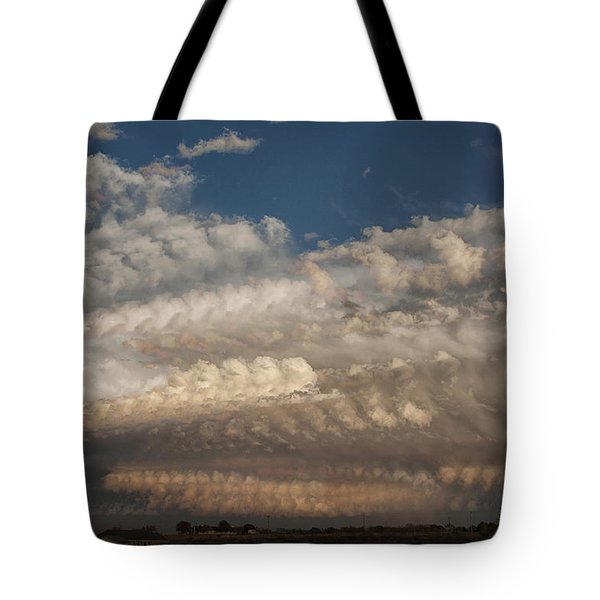 Time Flies Tote Bag by Karen Slagle