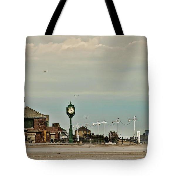 Time Flies Tote Bag