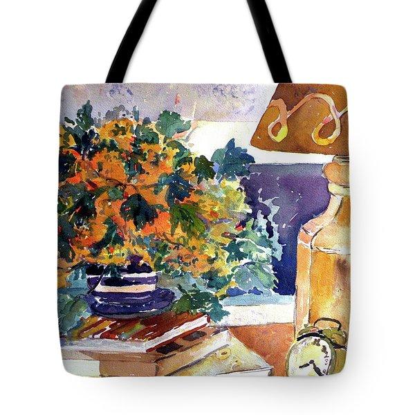 Time Flyin Tote Bag