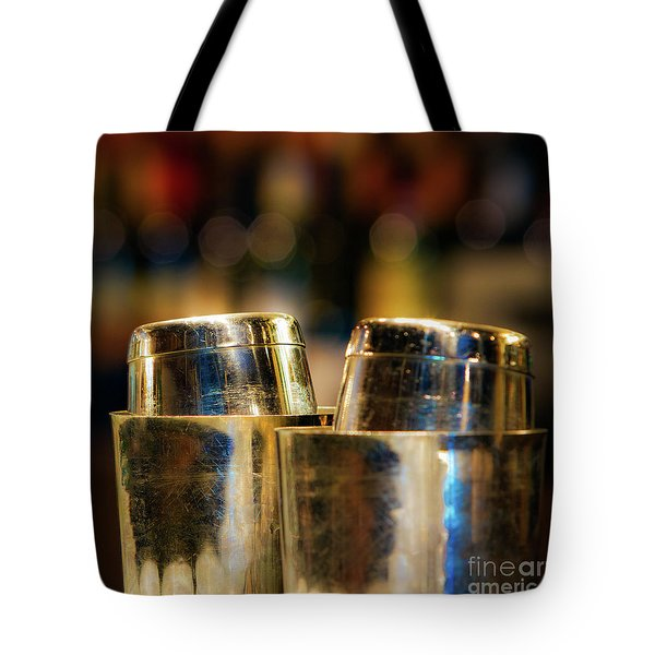 Time For A Cocktail Tote Bag