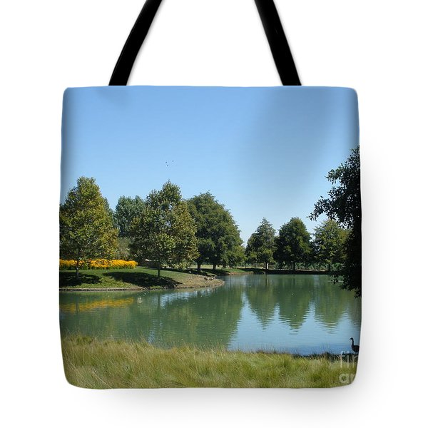 Time For A Dip Tote Bag