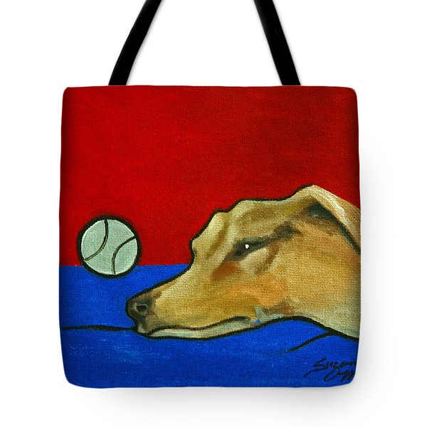 Time For A Power Nap Tote Bag